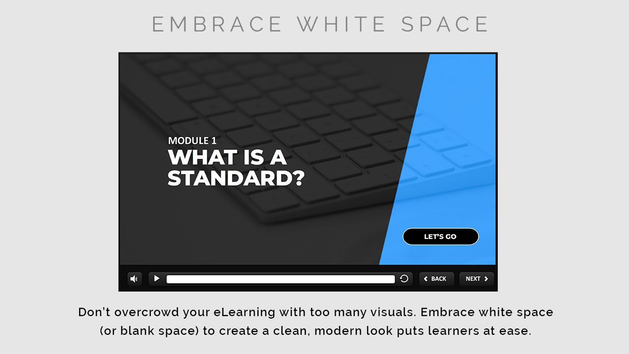 9 Visual Design Tips For Beautiful Elearning Water Bear Learning